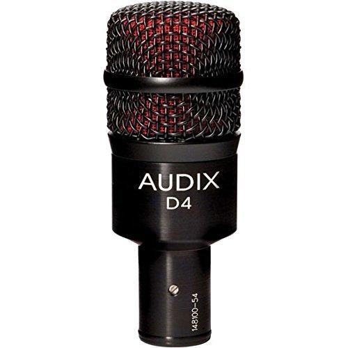 Audix D4 Microphone