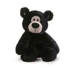"""Gund Indigo Bear Stuffed Teddy, 12"""""""
